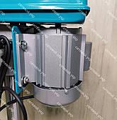 Чехія! Свердлильний верстат Grand (ШАБЛОН) 1650 два патрона 13-16 мм і тиски в комплекті, фото 3