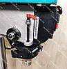 Чехія! Свердлильний верстат Grand (ШАБЛОН) 1650 два патрона 13-16 мм і тиски в комплекті, фото 4