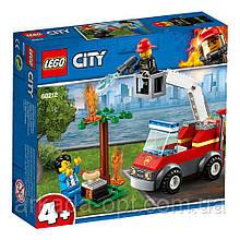 Конструктор Lego City Пожар на пикнике (60212)