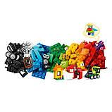 Конструктор Lego Classic Кубики и идеи 123 деталей (11001), фото 3