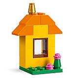 Конструктор Lego Classic Кубики и идеи 123 деталей (11001), фото 4