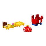 Конструктор Lego Super Mario Марио вертолет дополнительный набор 13 деталей (71371), фото 3