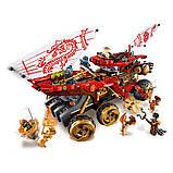 Конструктор Lego Ninjago Райский уголок 1178 деталей (70677), фото 3