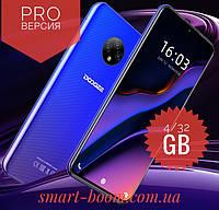 "Смартфон Doogee X95 Pro 6,52"" Blue 4/32Gb 4350mAh 4G Android 10"