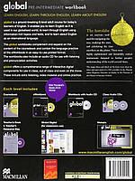 Global Pre Intermediate Workbook + CD with Key