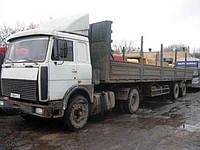 Помощь в перевозке длинномерами по Закарпатской области
