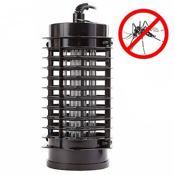 Ультрафіолетовий знищувач комах Insect Trap, лампа пастка для комарів, мошки, мухи (SV)
