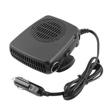 Вентилятор-обігрівач - 2 в 1 від прикурювача авто 12V (VER-1) (SV)