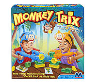 Семейная детская настольная игра Веселые обезьянки Обезьяньи ручки Monkey Trix Maya Games
