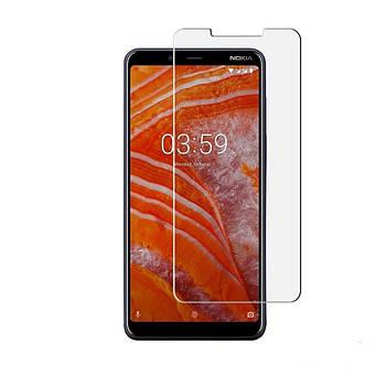 Стекло защитное прозрачное Nokia 3.1 2.5D
