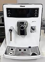 Кофемашина кофеварка Саеко Филипс Кселсис Philips Saeco Xelsis б/у белая