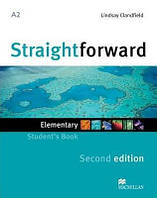 Straightforward (2nd Edition) Elementary Student's Book
