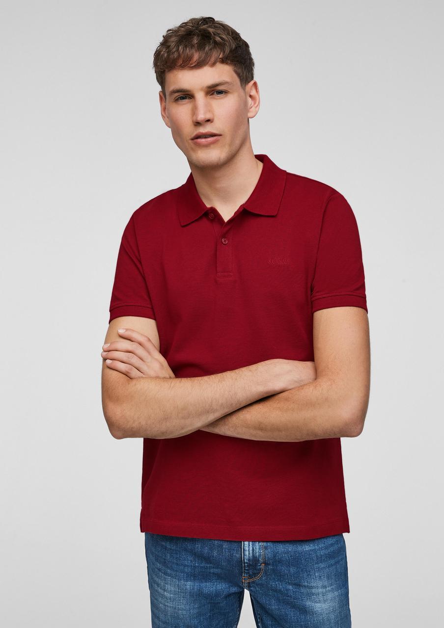 Поло s.Oliver 2055937.3660 XL Красный
