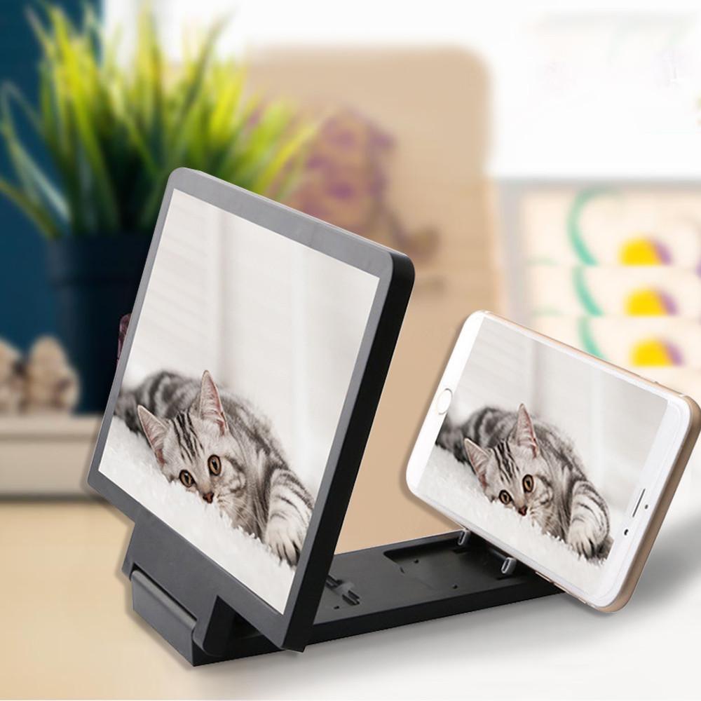 Збільшувач екрана 3D підставка для телефону Enlarged Screen Mobile Phone