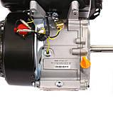 Двигатель бензиновый Weima WM170F-Q NEW (HONDA GX210) (шпонка, вал 19 мм, 7.0 л.с., бак 5 л), фото 8
