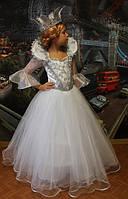 Детский карнавальный костюм Снежная Королева - прокат, Киев, Троещина