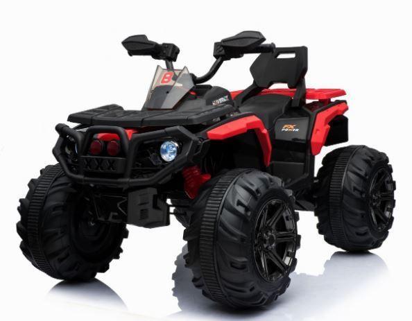 Детский квадроцикл Maverick 4WD, цвет красный