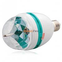 Светодиодная вращающаяся лампочка LM-2A