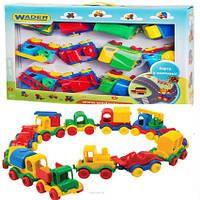 Авто Wader Kid Cars 12 шт