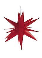 Гирлянда звезда Melinera 57х48х44см Красный