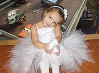 Детское нарядное платье Джулия короткое