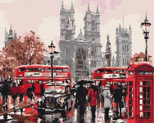 Дощовий Лондон, фото 2