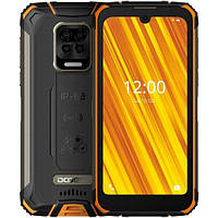 Противоударный Смартфон Doogee S59 Pro (orange 4/128 Гб - ОРИГИНАЛ - гарантия!