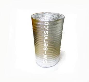 Рулонный утеплитель 6 мм с фольгой