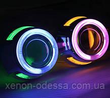 """Маска для ксеноновых линз G5 2.5"""" : Z88 Cannon Eye, фото 3"""
