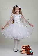 Детский карнавальный костюм Снежинка - прокат, Киев, Троещина