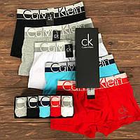 Набор мужских трусов Calvin Klein One Чёрный, Серый, Белый, Голубой, Красный