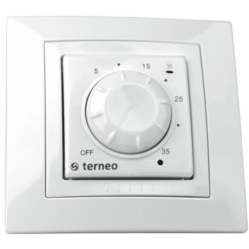 терморегулятор накладной terneo rol