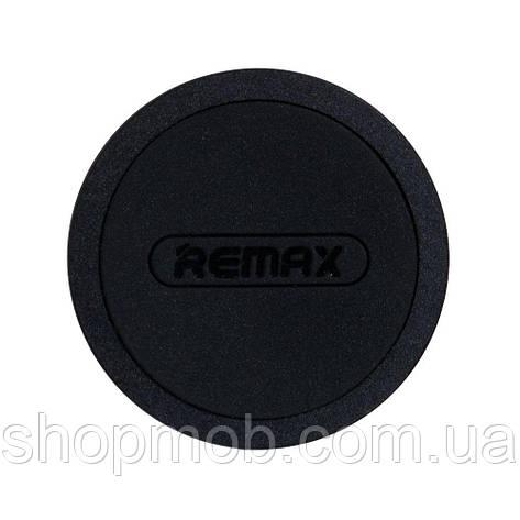 Автодержатель Remax RM-C30 Цвет Чёрный, фото 2