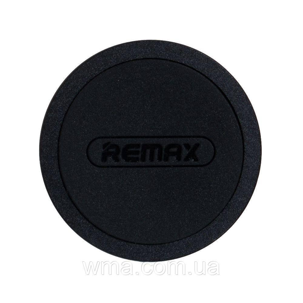 Автодержатель Remax RM-C30 Цвет Чёрный