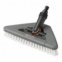 Щетка моющая жесткая на шарнире Gardena Comfort Cleansystem 05562-20.000.00