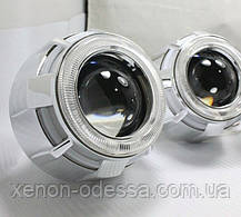 "Маска для ксеноновых линз G5 2.5"" : Z99 Moto, фото 3"