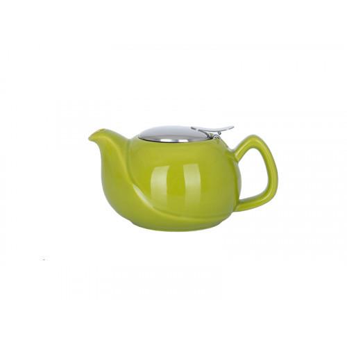 Чайник-заварник Limited Edition Lotos зеленый 600 мл JH11139-A172