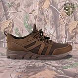 Трекінгові літні кросівки LEO шоколад, фото 2
