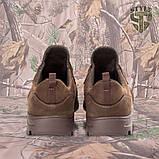 Трекінгові літні кросівки LEO шоколад, фото 8