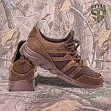 Трекінгові літні кросівки LEO шоколад, фото 7