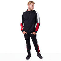Мужской спортивный костюм Teamv Team Line 2 Темно-синий L
