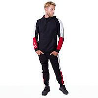 Мужской спортивный костюм Teamv Team Line 2 Темно-синий XL