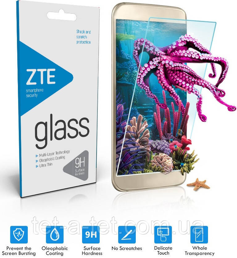 Захисне скло ZTE Blade A7s CW