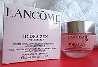 Увлажняющий дневной крем-антистрес для сухой кожи Lancome Hydra Zen Neurocalm (Ланком Гидра Зен Нейрокалм)
