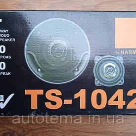 Динаміки акустика десятки TS-1042 в торпеду