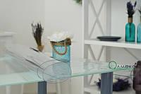 Мягкое стекло, пленка ПВХ на стол, прозрачное покрытие для защиты мебели