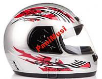 Мотоциклетный шлем каска Скутер, Мото QUAD Новый