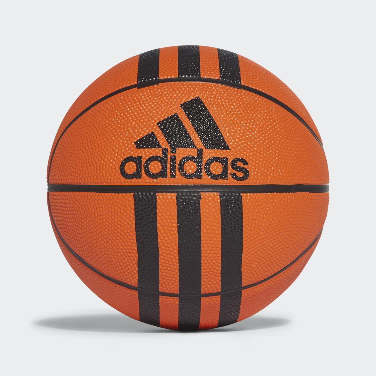 Баскетбольный мяч мини 3-Stripes X53042