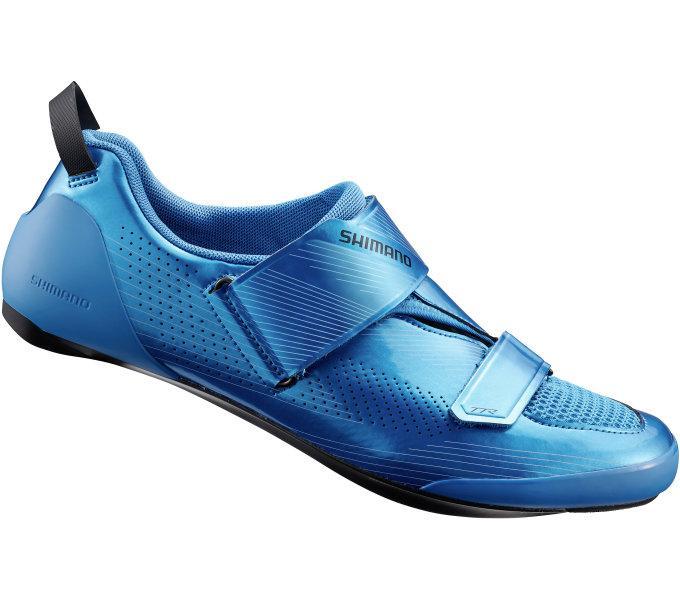 Веловзуття SHIMANO TR901MB, синє, розм. EU46