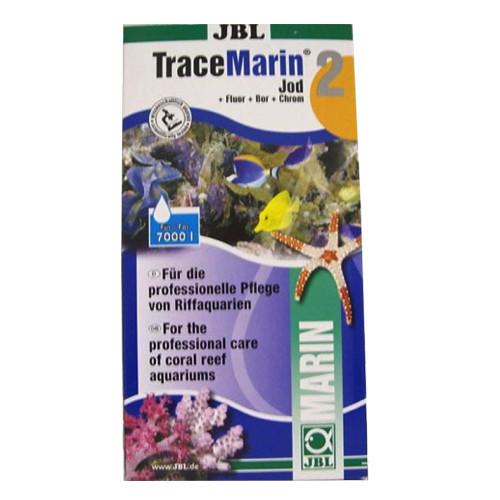 Добавка з йодом, фтором, бором і хромом JBL TraceMarin 2 для акваріума, 500 мл